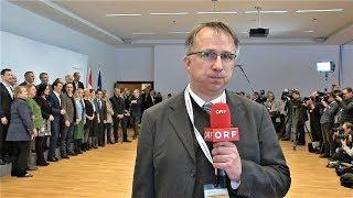 Peter Klien: Regierungsklausur   Willkommen Österreich