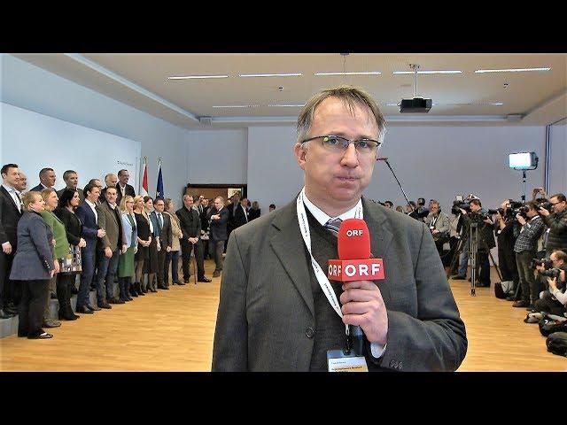 Peter Klien: Regierungsklausur | Willkommen Österreich