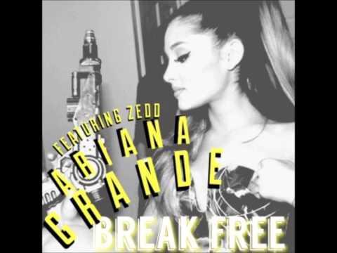 Break Free - Ariana Grande (Audio) + Download link