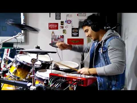 Thumbnail: Paramore: Hard Times [Drum Cover] / TheLionDrummer /