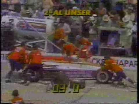 1978 Indianapolis 500 Al Unser