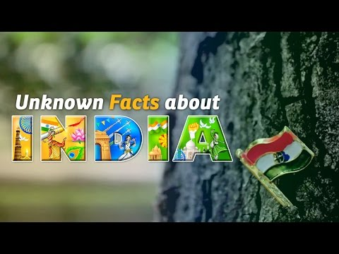 Unknown Facts About India   Listicles