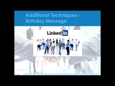 LinkedIn Marketing Techniques for Business Owners, Real Estate Agents, Real Estate Investors