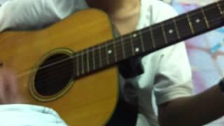 Lời tỏ tình dễ thương - guitar Phúc ft Bim Tùng