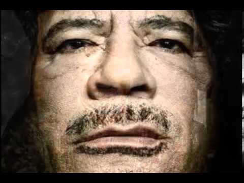 Последние слова Муамара Кадафи (завещание всем людям)