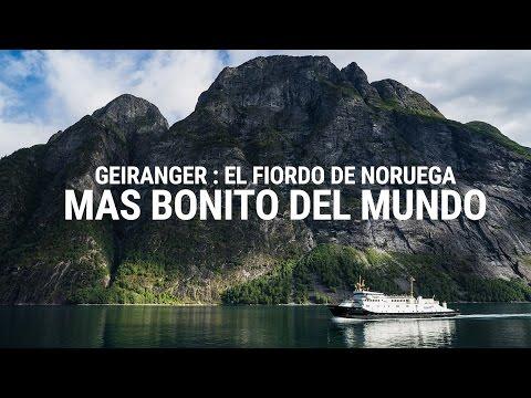 Ruta espectacular por Noruega : Flam y Geiranger