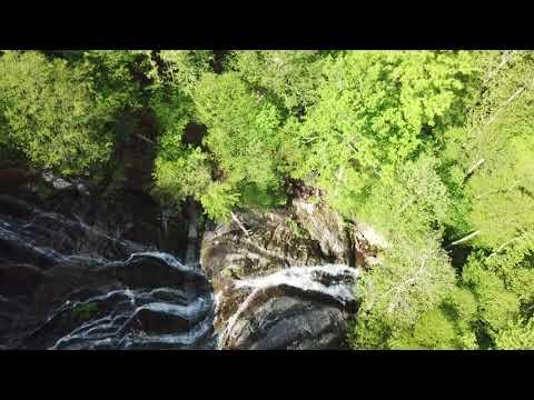 Crabtree Falls, Montebello Va