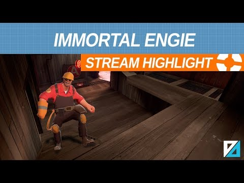 [TF2] Immortal Engie! + SUBtember Giveaways Update