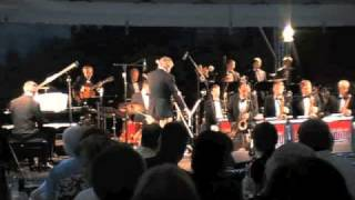 "KING OF SWING ORCHESTRA · feat. Prof. Jiggs Whigham (trombone) · ""Tommy Dorsey-Medley"""