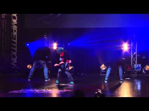 GATSBY 6th Dance Competition ASIA Final - Smooth Boogie (Hong Kong)