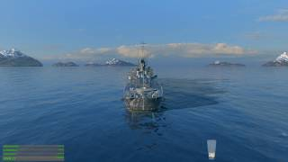 World of warships - New Gearing torps