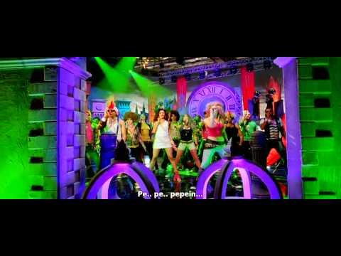 Chance Pe Dance - Pe Pe Pepin (sub.español/karaoke)-shahid Kapoor