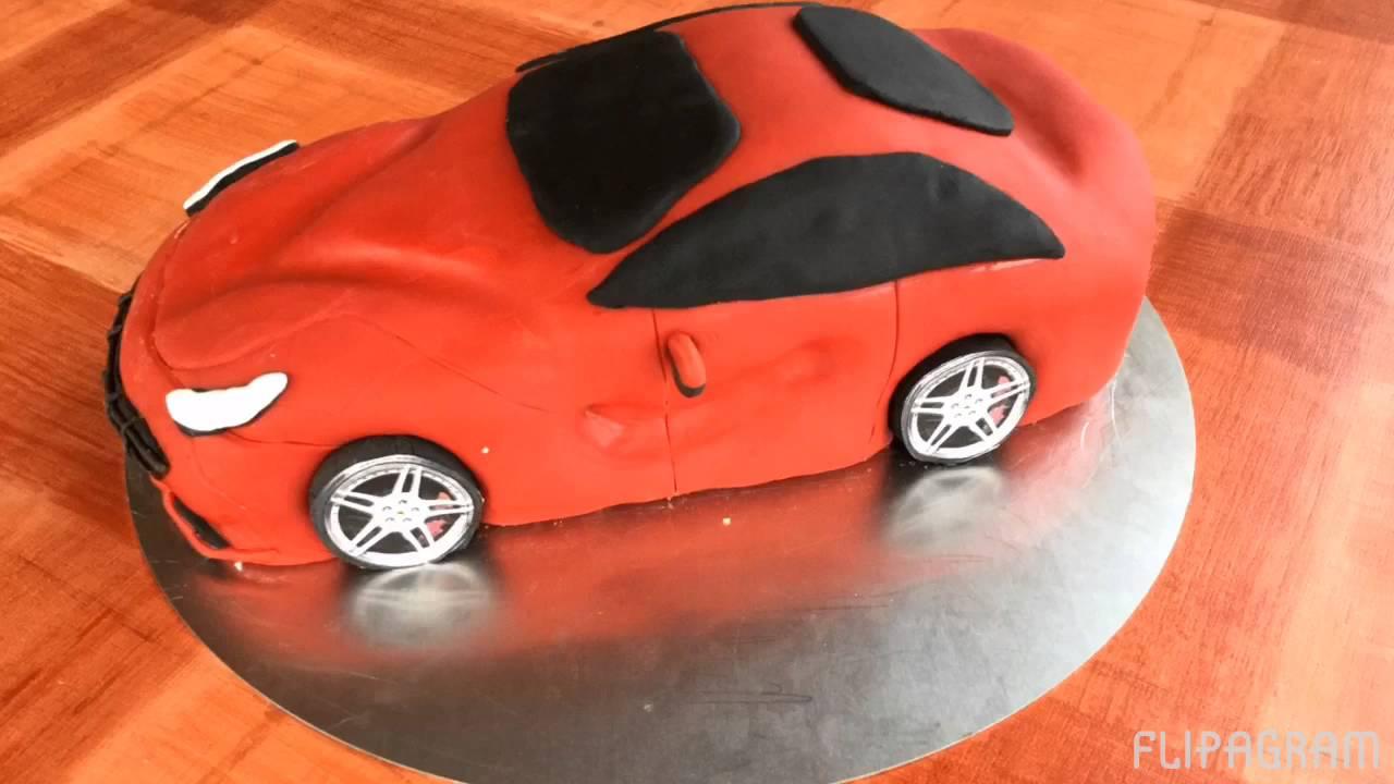 Ferrari Torte Youtube