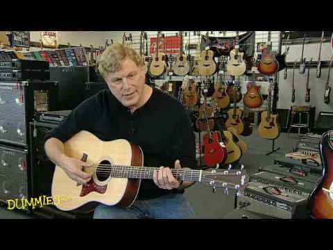 how to tune your guitar for dummies youtube. Black Bedroom Furniture Sets. Home Design Ideas