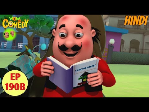 Motu Patlu in Hindi | 3D Animated Cartoon...