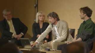 The Garden Bridge - Joanna Lumley, Thomas Heatherwick And Dan Pearson
