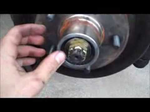 How To Change Front Wheel Bearings