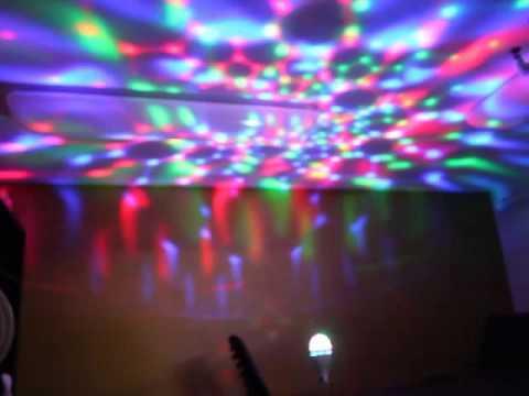 Party Light Rona 2