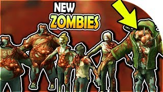 NEW SEASON 2 ZOMBIES (Strongest Boss) - Last Day on Earth Survival