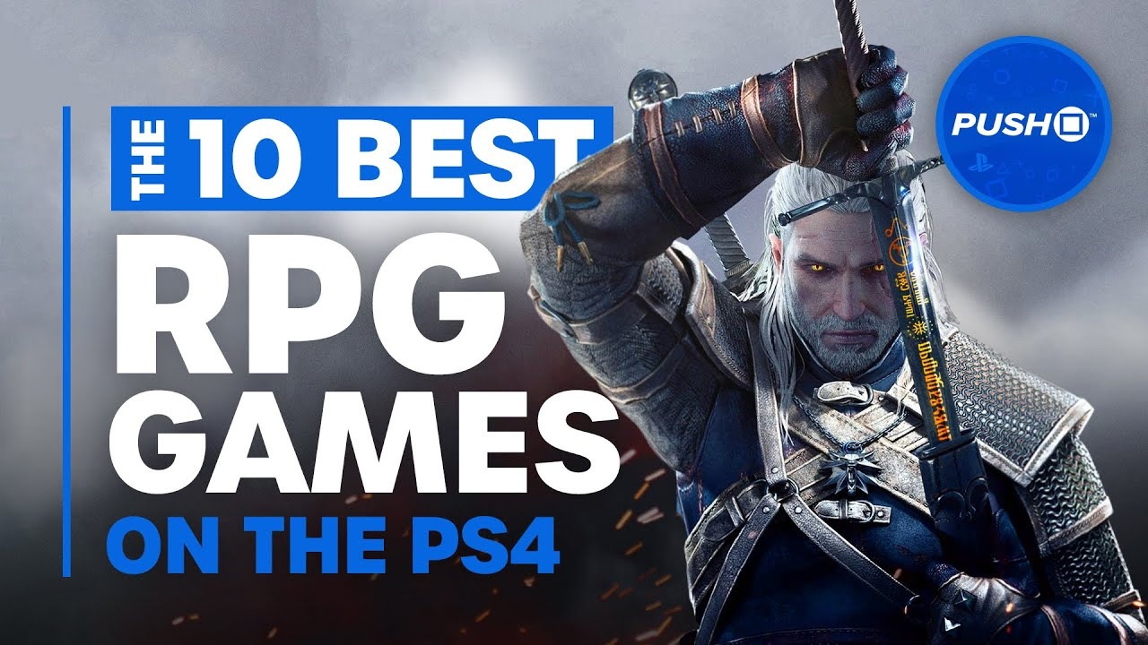 Top 10 Best Rpgs Role Playing Games For Ps4 Playstation 4 Youtube