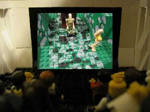 Lego Movie Theatre Film - YouTube