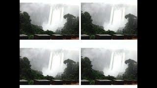 ചെറുതോണിയിലെ അഞ്ച് ഷട്ടറുകളും തുറന്നു | Idukki Dam Shutter Opening |