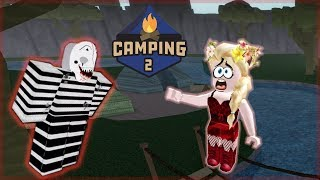 SURVIVRE A HORRIBLE CAMPING! still! Roblox