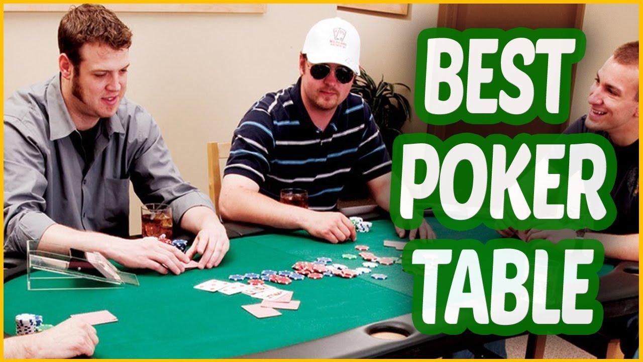 Best Poker Table 2018 | 5 Poker Table Reviews!
