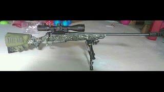Remington $300 Long Range Rifle 1000 Yards +