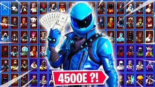 WHAT SKIN I BUY ON FORTNITE ?!! (COMPETITION)