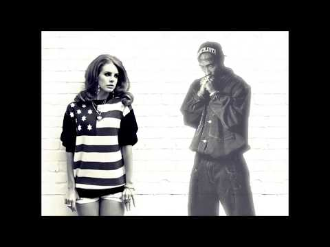 Lana Del Rey ft Tom Odell & 2Pac  Another Love Guma Remix