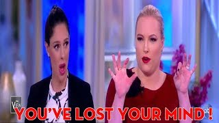 The View's Meghan McCain Gets Torn to SHREDS by Abby Huntsman for She Trying to Defend Trump's Lies