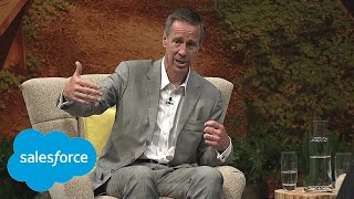 The Future of Travel & Hospitality with Arne Sorenson, Marriott International