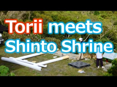 "[Religion Japan] Have you ever seen Torii construction of Shinto shrine ""Jinja"" of Japan"