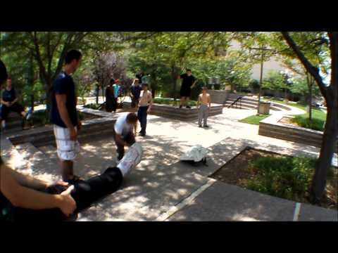 Parkour / Freerunning - Oklahoma City Jam