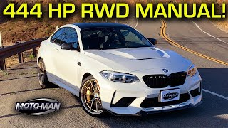 2020 BMW M2 CS Manual: The one I would buy.
