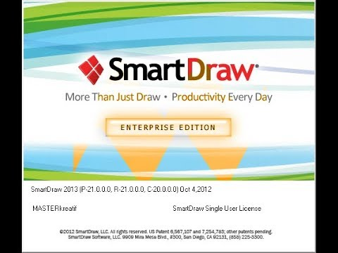 How To Install SmartDraw 2013 Full Version Step By Step