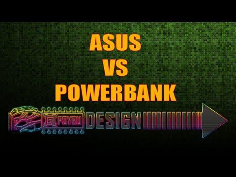 Почему планшет ASUS не заряжается от зарядки, Powerbank. Asus Vs Powerbank.