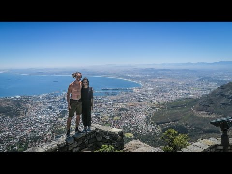 TABLE MOUNTAIN ADVENTURE!