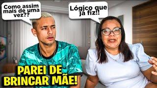 EU NUNCA Feat. MINHA MÃE