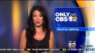 Sharon Tay 2015/08/07 CBS2 Los Angeles HD