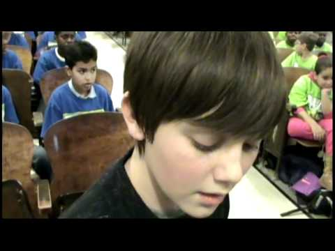 Greyson Chance & PS22 Chorus