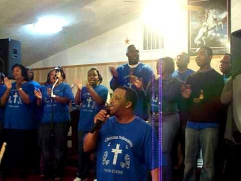 Christian Fellowship Choir Morgan City Louisiana