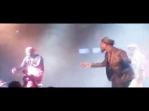 Riky rick boss zonke live at the south africa hip hop awards