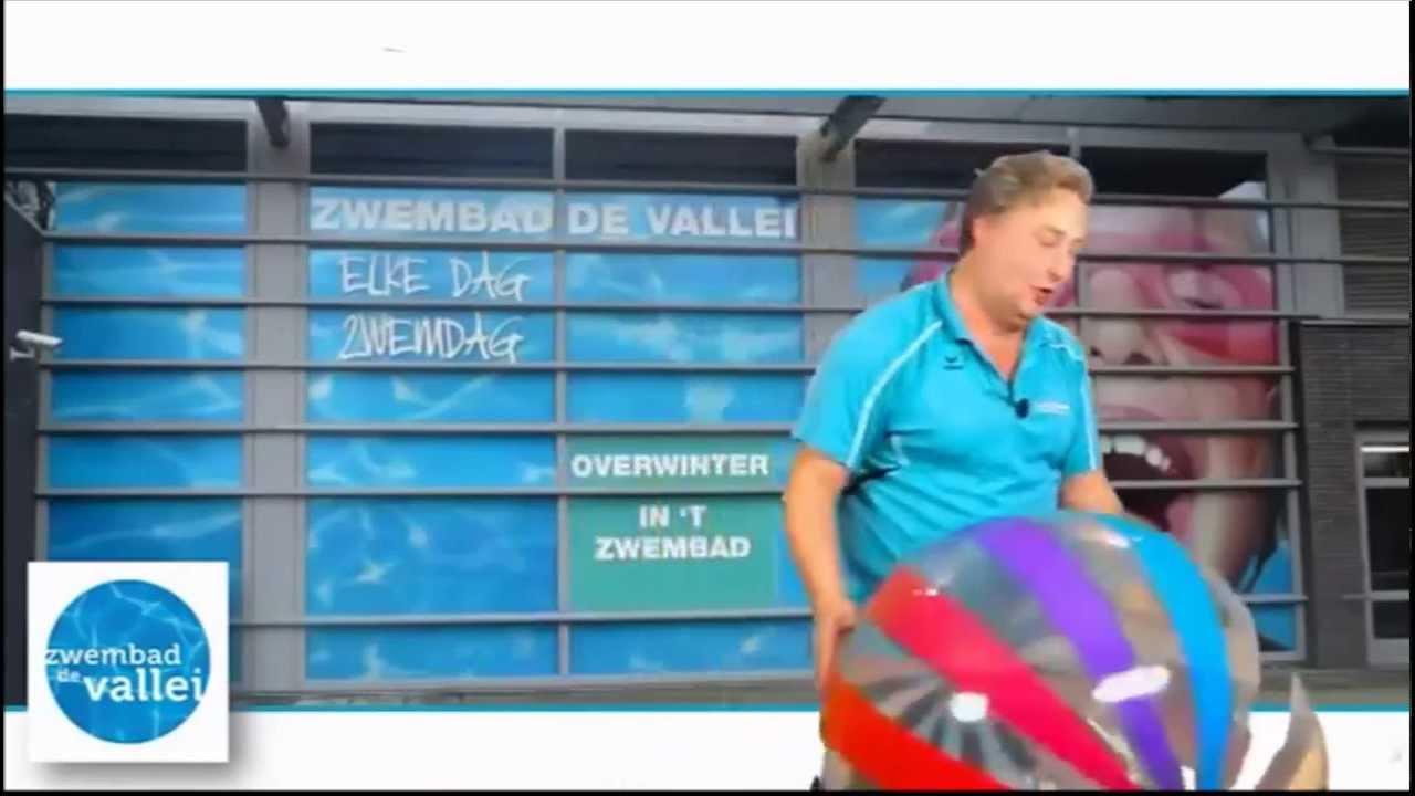 Informatiefilm zwembad de vallei youtube