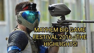 Mayhem Big Game Festival 2016. The Highlights!
