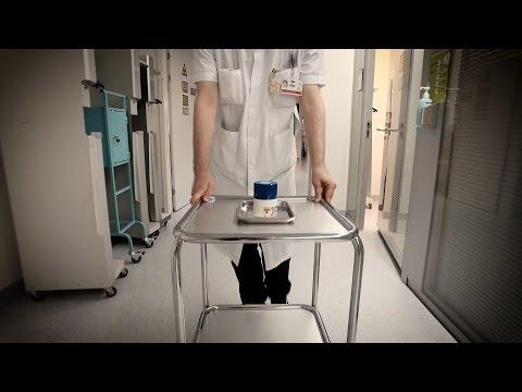 Traitement à L'iode Radioactif Nécessitant Une Hospitalisation