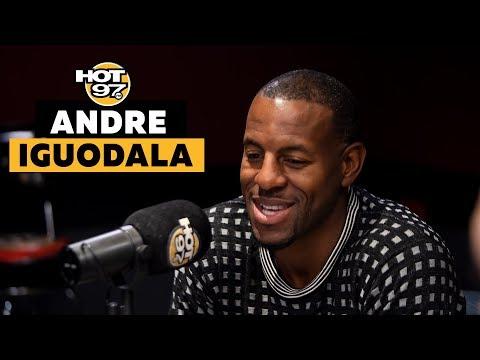 Andre Iguodala On Time w/ Warriors, Draymond Green vs KD, NBA/China & New Book