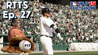 MLB 15 The Show (PS4) Road To The Show SP Ep. 27 | Reflecting