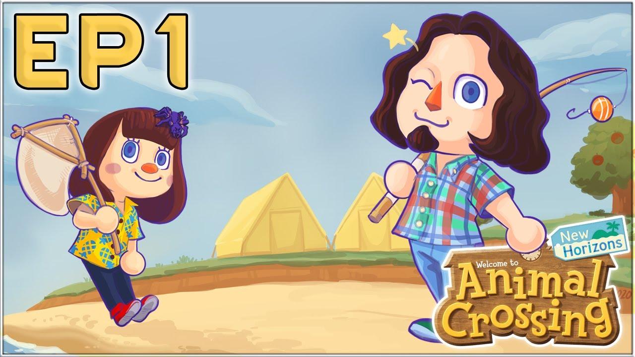 New Beginning New Horizons Animal Crossing New Horizons